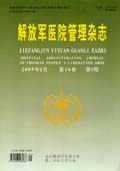 Hospital Administration Journal of Chinese People's Liberation Army